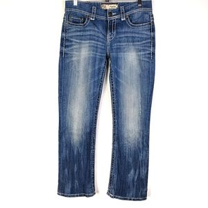 BKE Payton Boot Cut Jeans SZ 28